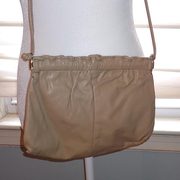 Handbags - Convertible beige purse/clutch